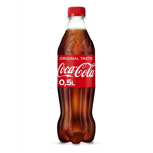 Coca Cola EINWEG 0,5l